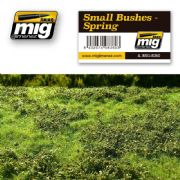SMALL BUSHES - SPRING<br>A.MIG-8360